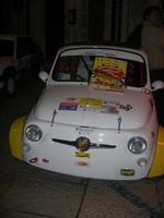 esposizione auto in Corso 6 Aprile - Campionato Siciliano A.C.S.L. - 1° AUTOSLALOM - ALCAMO - MONTE BONIFATO - 18-19 Dicembre 2010 - 14 novembre 2010  - Alcamo (1612 clic)