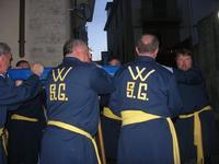 Processione in onore di San Giuseppe, Patrono dei lavoratori - 1 maggio 2010  - Alcamo (2045 clic)