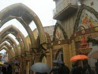 ARCHI DI PASQUA - 18 aprile 2010  - San biagio platani (4181 clic)