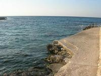 il mare - 14 marzo 2010  - Cornino (2369 clic)
