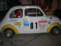 esposizione auto in Corso 6 Aprile - Campionato Siciliano A.C.S.L. - 1° AUTOSLALOM - ALCAMO - MONTE BONIFATO - 18-19 Dicembre 2010 - 14 novembre 2010  - Alcamo (1593 clic)