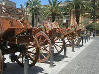 carretti siciliani in mostra - 16 maggio 2010  - Noto (2616 clic)