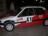 esposizione auto in Corso 6 Aprile - Campionato Siciliano A.C.S.L. - 1° AUTOSLALOM - ALCAMO - MONTE BONIFATO - 18-19 Dicembre 2010 - 14 novembre 2010  - Alcamo (1428 clic)