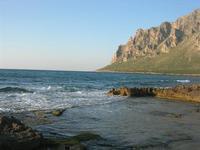 il mare e Monte Cofano - 14 marzo 2010  - Cornino (2472 clic)