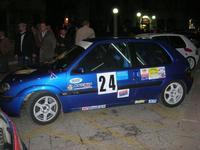 esposizione auto in Corso 6 Aprile - Campionato Siciliano A.C.S.L. - 1° AUTOSLALOM - ALCAMO - MONTE BONIFATO - 18-19 Dicembre 2010 - 14 novembre 2010  - Alcamo (1604 clic)