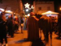 L'arrivo dei Re Magi - 6 gennaio 2011  - Guarrato (1017 clic)