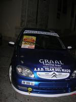 esposizione auto in Corso 6 Aprile - Campionato Siciliano A.C.S.L. - 1° AUTOSLALOM - ALCAMO - MONTE BONIFATO - 18-19 Dicembre 2010 - 14 novembre 2010  - Alcamo (1599 clic)