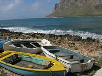 barche e monte Cofano - 2 giugno 2010  - Cornino (1958 clic)