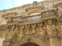 balcone barocco - 16 maggio 2010  - Noto (2828 clic)