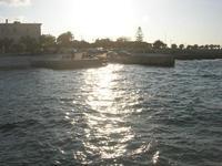 il mare in controluce - 14 marzo 2010  - Cornino (2880 clic)