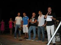 premiazioni - I SAPORI DELL'ESTATE - manifestazione organizzata dall'Associazione Socio-Culturale GUARRATO-FONTANASALSA - 8 agosto 2010  - Guarrato (2942 clic)