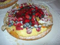 torta alla frutta - Baglio Ardigna - 1 maggio 2010  - Salemi (5914 clic)