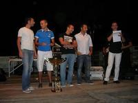 premiazioni - I SAPORI DELL'ESTATE - manifestazione organizzata dall'Associazione Socio-Culturale GUARRATO-FONTANASALSA - 8 agosto 2010  - Guarrato (2847 clic)