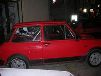 esposizione auto in Corso 6 Aprile - Campionato Siciliano A.C.S.L. - 1° AUTOSLALOM - ALCAMO - MONTE BONIFATO - 18-19 Dicembre 2010 - 14 novembre 2010  - Alcamo (1589 clic)