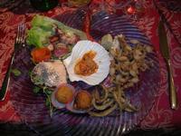 antipasto di mare - La Cambusa - 28 novembre 2010  - Castellammare del golfo (2374 clic)