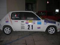 esposizione auto in Corso 6 Aprile - Campionato Siciliano A.C.S.L. - 1° AUTOSLALOM - ALCAMO - MONTE BONIFATO - 18-19 Dicembre 2010 - 14 novembre 2010  - Alcamo (1578 clic)