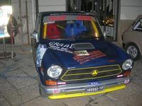 esposizione auto in Corso 6 Aprile - Campionato Siciliano A.C.S.L. - 1° AUTOSLALOM - ALCAMO - MONTE BONIFATO - 18-19 Dicembre 2010 - 14 novembre 2010  - Alcamo (1596 clic)