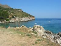 Cala Mazzo di Sciacca - 9 luglio 2010  - Castellammare del golfo (1356 clic)