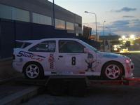 auto rally - Contrada Sasi - 27 novembre 2011  - Alcamo (1197 clic)