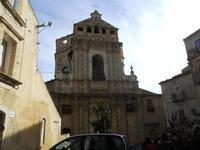 Chiesa del SS. Salvatore - 4 dicembre 2010   - Caltagirone (1501 clic)