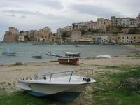 Cala Marina e Castello a Mare - 31 ottobre 2010  - Castellammare del golfo (1099 clic)