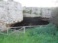 Cave di Cusa - zona archeologica - 28 febbraio 2010   - Cave di cusa (4785 clic)