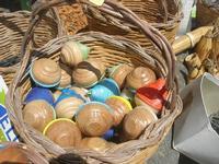 prodotti artigianali . . . in strada - cuculuna nel paniere - 16 maggio 2010   - Noto (3014 clic)