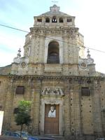 Chiesa del SS. Salvatore - 4 dicembre 2010  CALTAGIRONE LIDIA NAVARRA