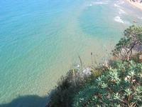 panorama Golfo di Castellammare dalla periferia est della città - 7 ottobre 2010  - Castellammare del golfo (1246 clic)