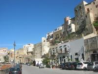 Via Don L. Zangara - 21 febbraio 2010  - Castellammare del golfo (1828 clic)