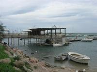 al porto - pontili - 31 ottobre 2010  - Castellammare del golfo (1083 clic)