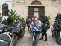 Via Don L. Zangara - 2° MOTORADUNO CITTA' DI CARINI - sosta al Bar Vogue - 28 novembre 2010  - Castellammare del golfo (1587 clic)