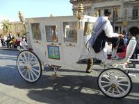 Corteo Barocco - Saluto alla Primavera - 16 maggio 2010  - Noto (2496 clic)
