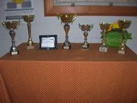 Olimpiadi della Gioventù - 2ª Edizione 2010 - coppe e targa - I.C. Pascoli - 16 aprile 2010   - Castellammare del golfo (2845 clic)