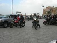 Via Don L. Zangara - 2° MOTORADUNO CITTA' DI CARINI - sosta al Bar Vogue - 28 novembre 2010  - Castellammare del golfo (1387 clic)