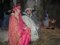 L'arrivo dei Re Magi - 6 gennaio 2011  - Guarrato (874 clic)