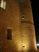 Castello dei Conti di Modica - lato ovest - 14 novembre 2010 ALCAMO LIDIA NAVARRA