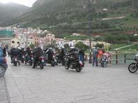 Via Don L. Zangara - 2° MOTORADUNO CITTA' DI CARINI - sosta al Bar Vogue - 28 novembre 2010  - Castellammare del golfo (1368 clic)