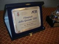 Olimpiadi della Gioventù - 2ª Edizione 2010 - targa - I.C. Pascoli - 16 aprile 2010   - Castellammare del golfo (2954 clic)