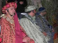 L'arrivo dei Re Magi - 6 gennaio 2011  - Guarrato (927 clic)