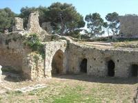 Castello Eufemio - 11 aprile 2010   - Calatafimi segesta (2038 clic)