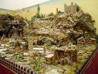 Collegio dei Gesuiti - Presepe storico - 6 gennaio 2010  - Alcamo (5441 clic)