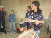 ARCHI DI PASQUA - tamburo - 18 aprile 2010  - San biagio platani (4426 clic)