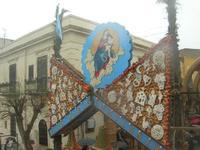 ARCHI DI PASQUA - 18 aprile 2010  - San biagio platani (2291 clic)