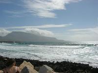 Golfo di Bonagia e monte Erice - kite surf - 2 giugno 2010  - Cornino (3276 clic)
