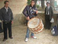 ARCHI DI PASQUA - tamburo - 18 aprile 2010  - San biagio platani (6238 clic)