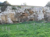 Cave di Cusa - zona archeologica - 28 febbraio 2010   - Cave di cusa (4504 clic)