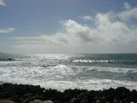 Golfo di Bonagia - kite surf - 2 giugno 2010  - Cornino (2940 clic)