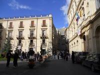 Piazza e Scala Santa Maria del Monte - 4 dicembre 2010 CALTAGIRONE LIDIA NAVARRA