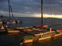 Extreme Sailing Series - 26 settembre 2010  - Trapani (2040 clic)